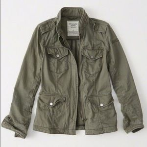 Abercrombie & Fitch Utility Jacket